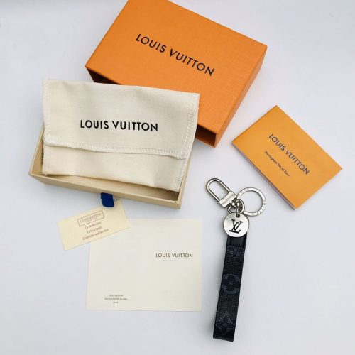 Dragonne Bag Charm & Key Holder