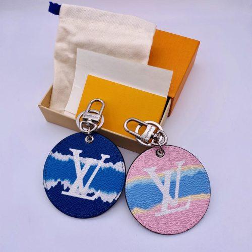 Escale Key Holder and Bag Charm