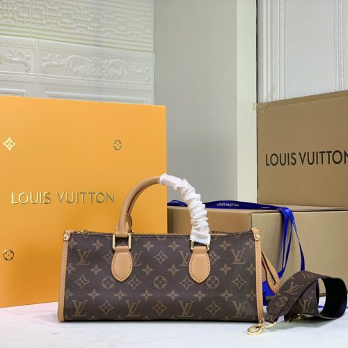 Popincourt Handbag Monogram M40009